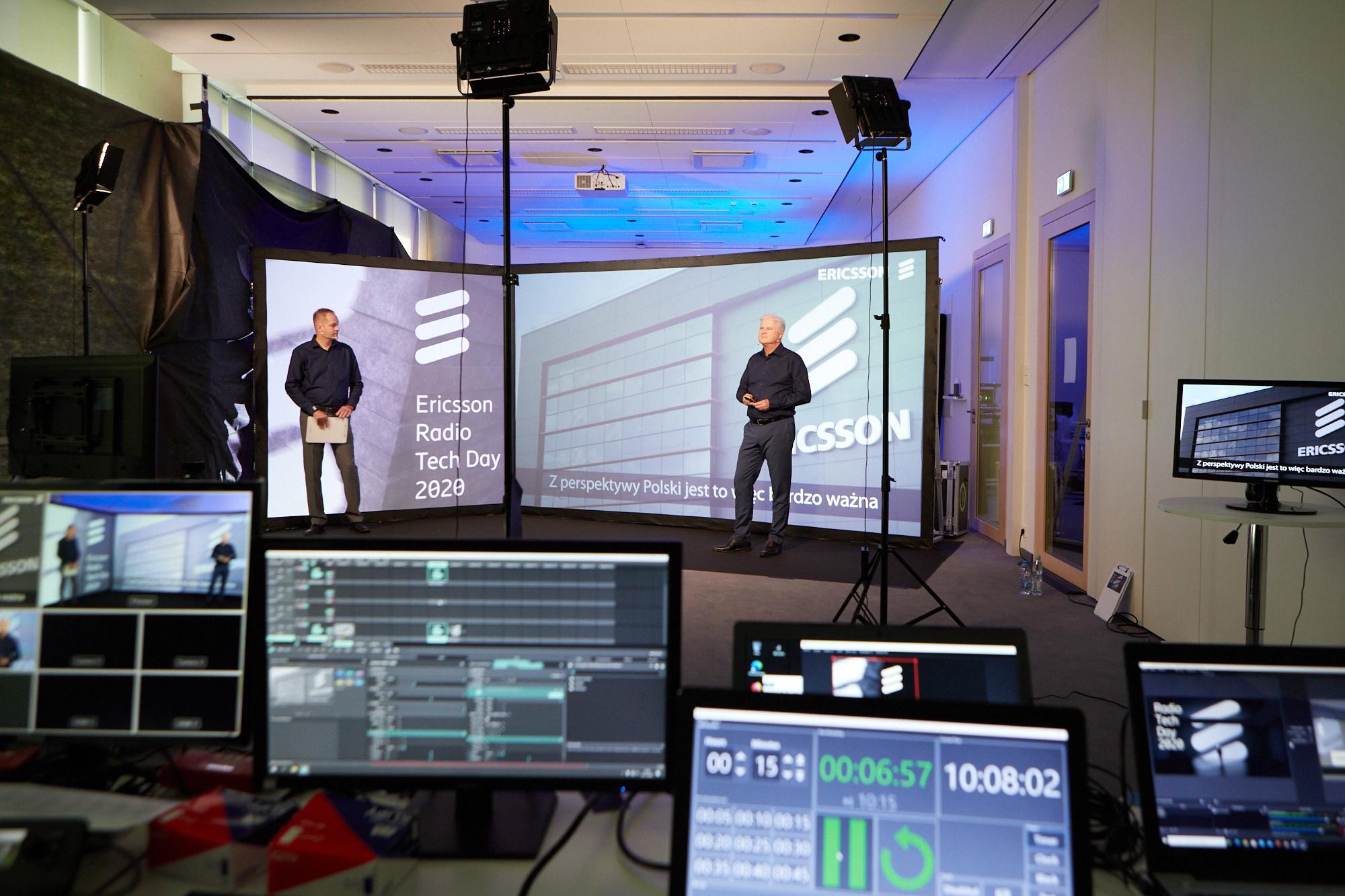 Ericsson Radio Tech Day – 5G z Polski dla Europy